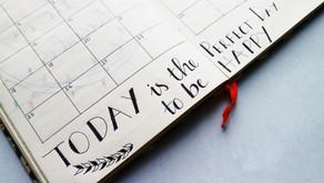 Begin het jaar goed met de evisit eventplanner!