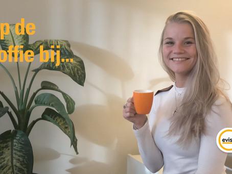 Op de koffie bij Customer Care Melissa! WTT 2020