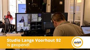 evisit heeft Studio Lange Voorhout 92 geopend
