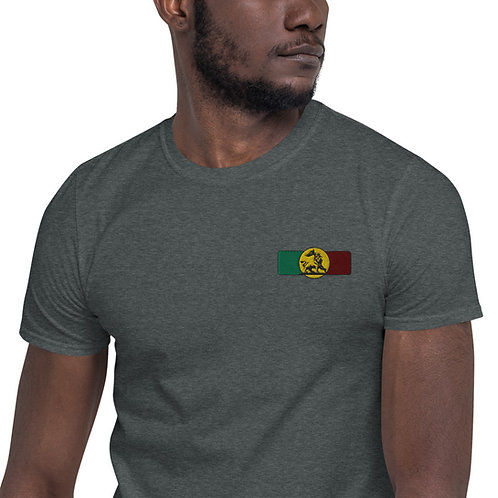 Embroidered Badge of Freedom tee