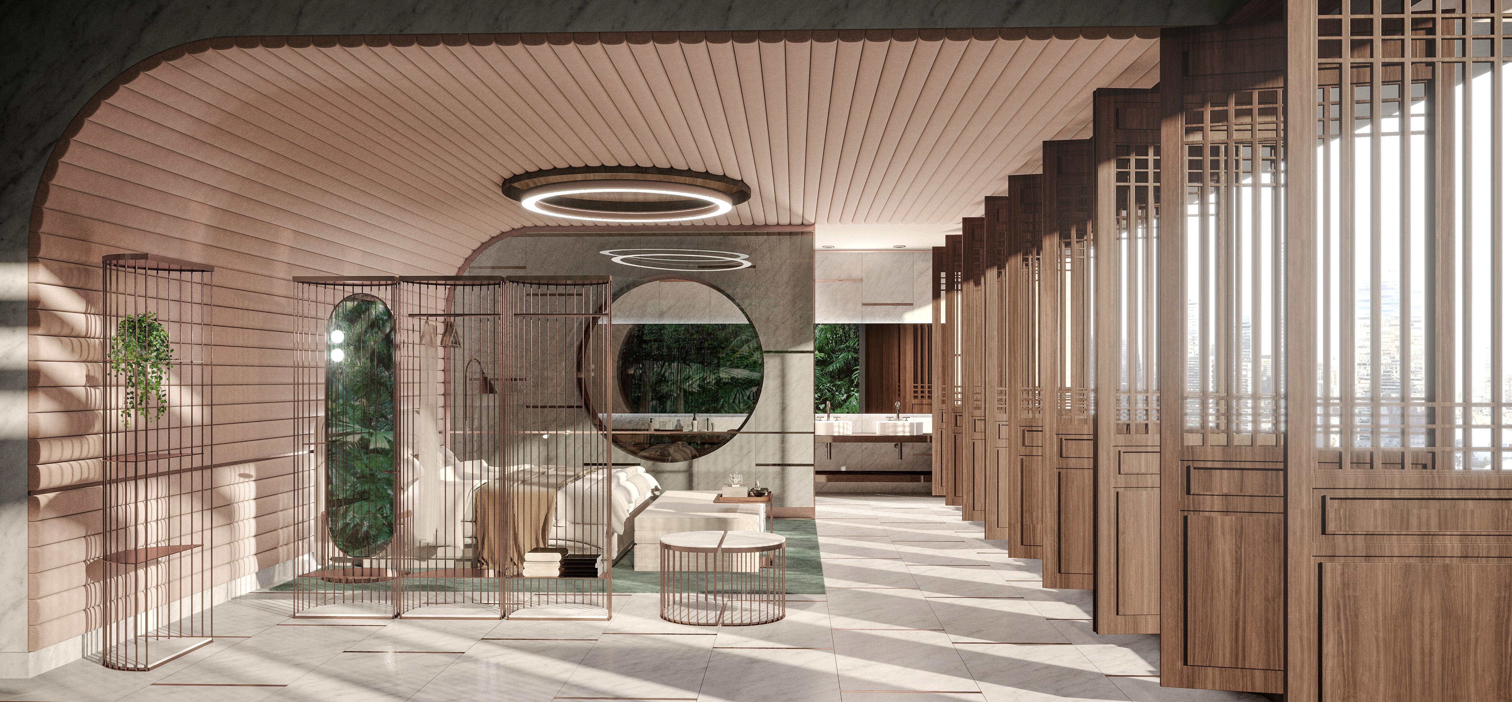 Next Future Bedroom