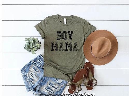 Boy Mama T-shirt