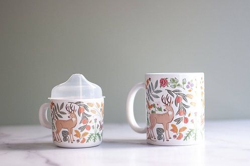 Mama & Me Sippy Cup Set