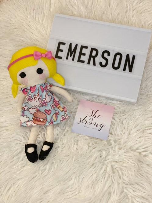 Emerson Doll