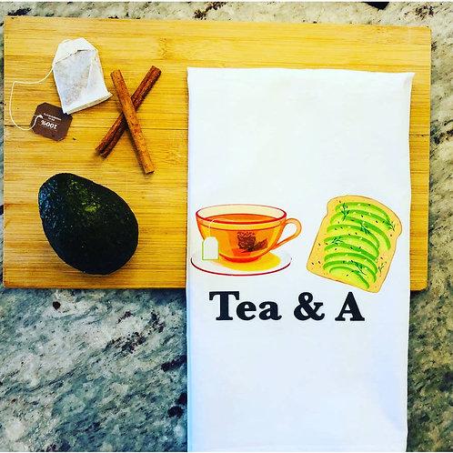 Tea & A Tea Towel