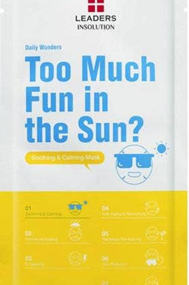 Too Much Fun in the Sun?