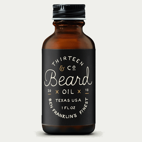 Ben Franklin's Finest Beard Oil