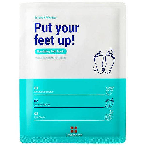 Put Your Feet Up Foot Mask