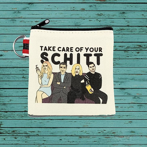 Citizen Ruth Schitt's Creek Pouch