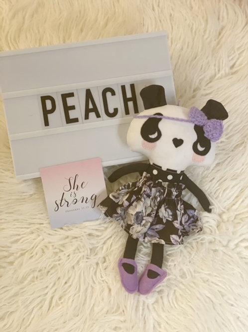 Peach Panda