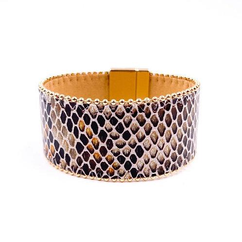 Mix Mercantile Python Bracelet