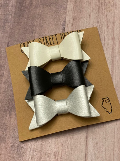 Chicago White Sox Inspired Bows