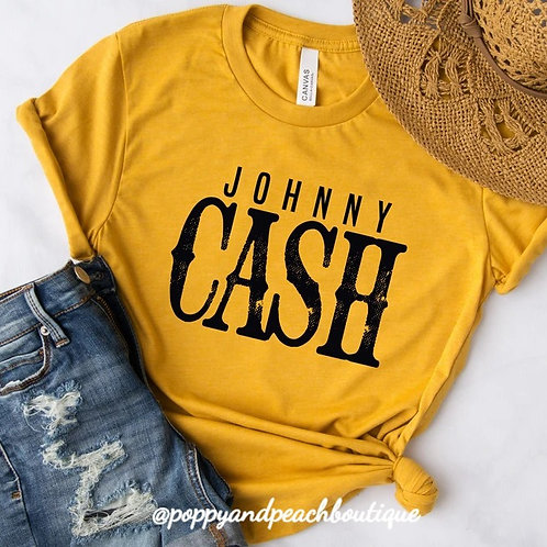Johnny Cash Tee