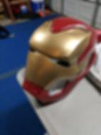 Infinity War Iron Man Helmet 3D Print STL