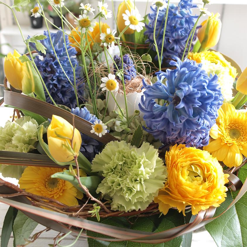 ~イースターの週末をお花とともに~