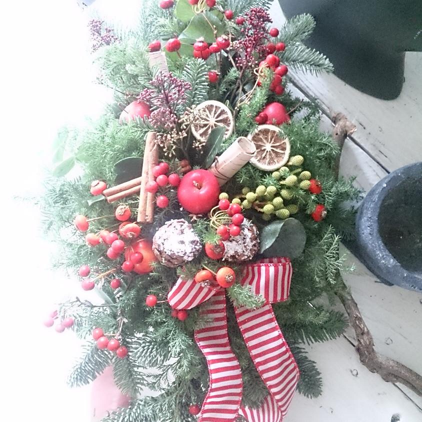11月22日(金)クリスマスドロップリース(Westwijk)