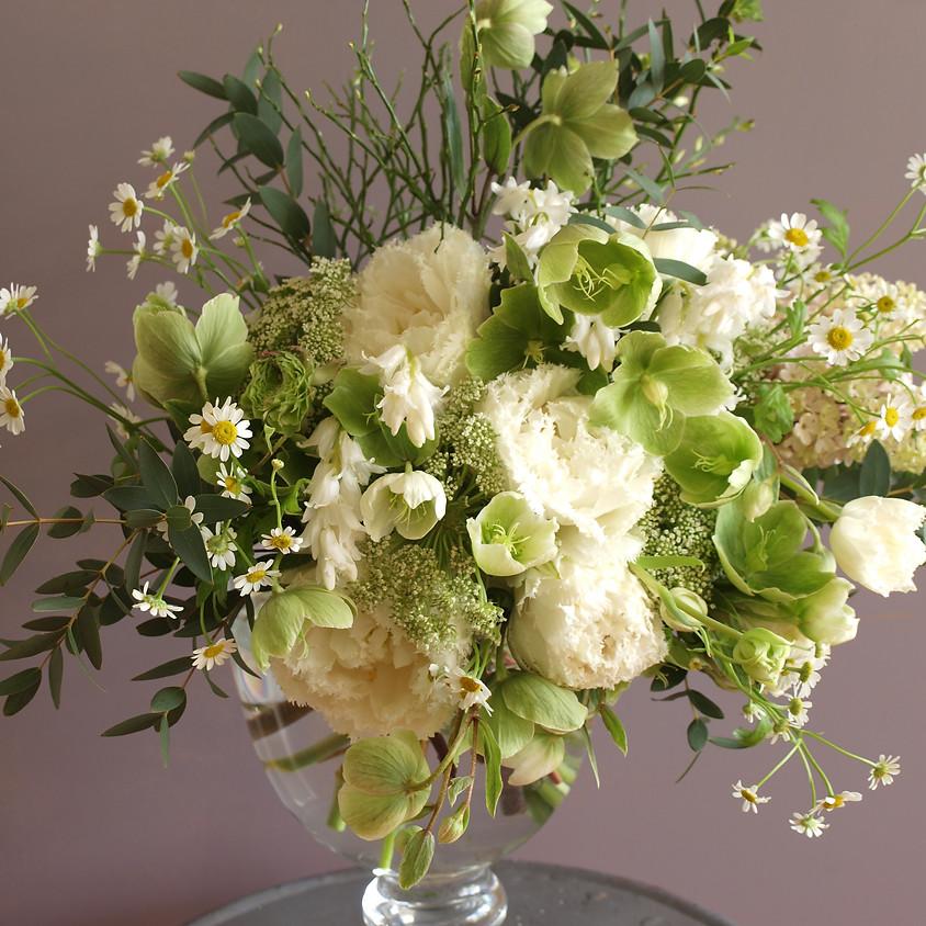 3月9日(月)お花の楽しみ方レッスン