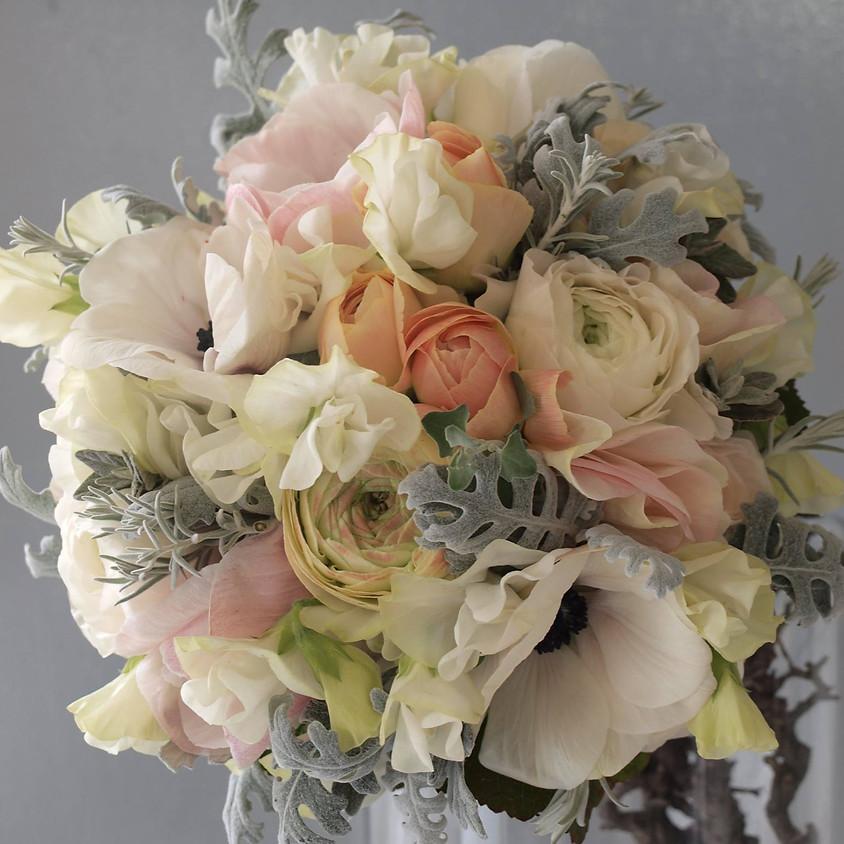 1月30日(土)アトリエレッスン『Spring Flowers』