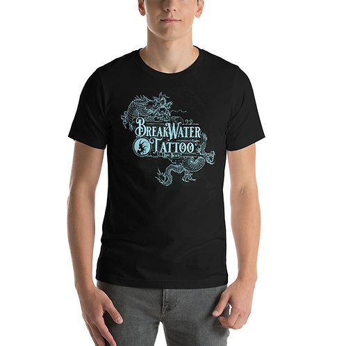 Tan Vo Dragon T-shirt (Blue)