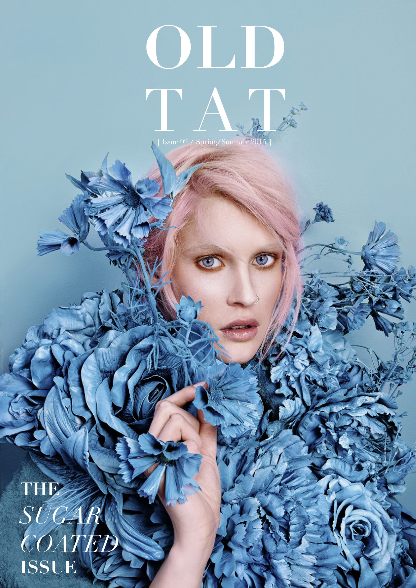 OLD TAT - Cover story SS15