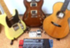 ギター教室 / ウクレレ教室 相模原駅前 アドリブギタースクール 楽器無料貸出し【写真】