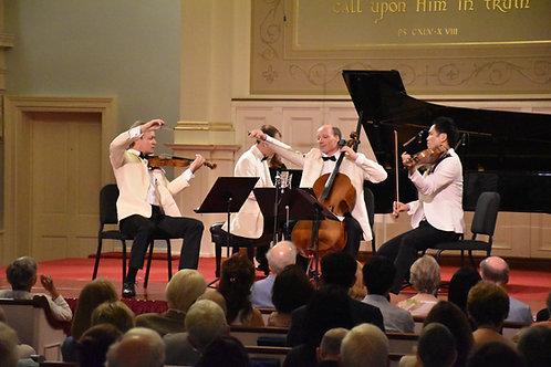 Beethoven & Brahms, Sun, Aug 15