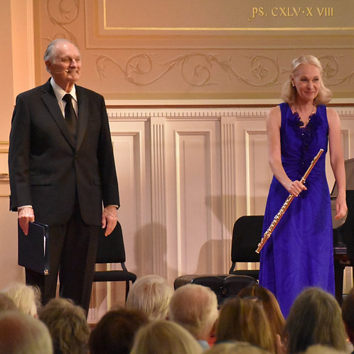 Bach's Chaconne with Alan Alda, Wed, Aug 4