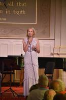 Marya Martin speaking