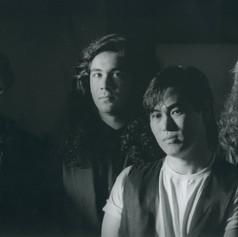 Original band members, Derrick Davis - bass,  Jimmy - keys & vocals,  Joe Morrison - guitar,  Artie Hasegawa - drums