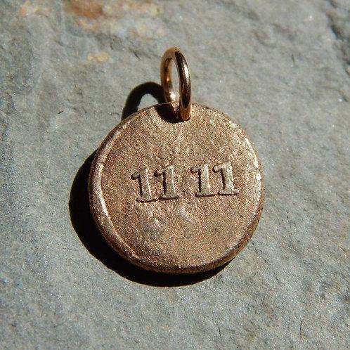 11:11 Wax Seal Charm