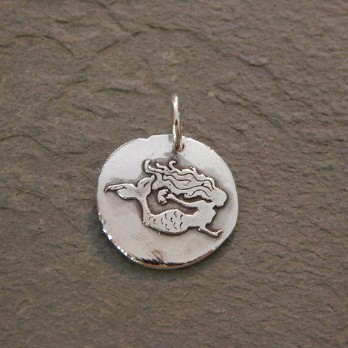 Mermaid Wax Seal Charm