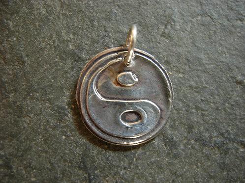 Chinese Symbol Yin & Yang Wax Seal Charm