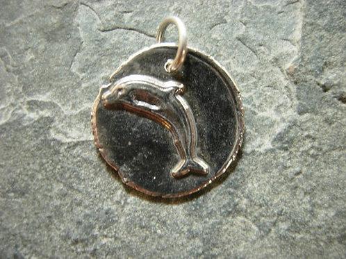 Dolphin Wax Seal Charm
