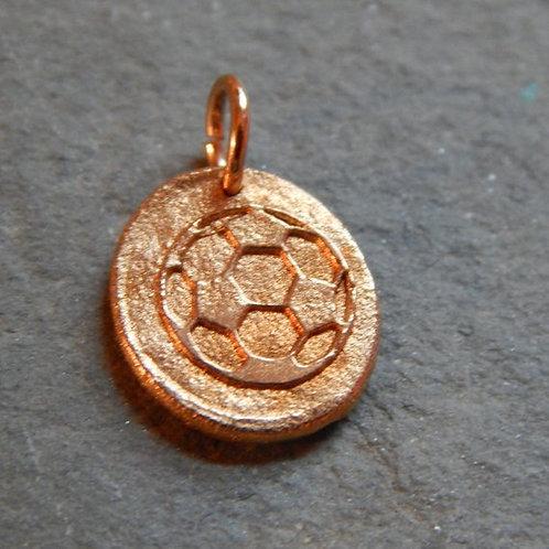 Soccer Ball Wax Seal Charm