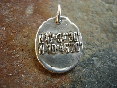 Manchester-by-the-Sea Wax Seal Charm
