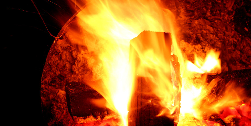 raging fire