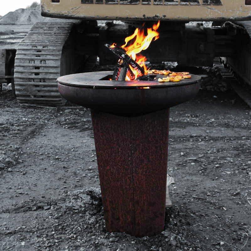 YAGOONA-Ringgrill-holz-feuer-wood-fire-r