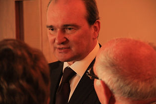 Andrey Pritsepov Consul General Russian Federation at the Annandale Arms Hotel