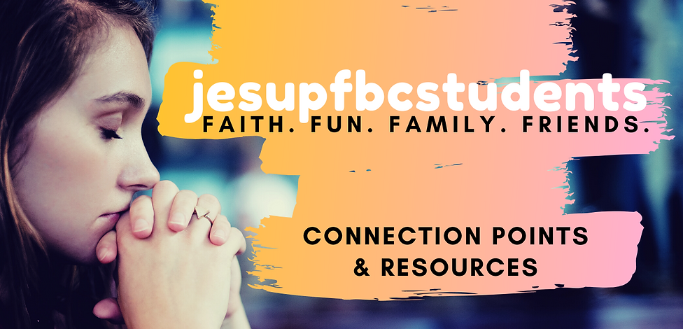 JesupFBCstudents Connection & Resources.