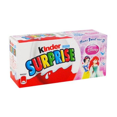 KINDER  T3 SURPRISE  FILLE    60G