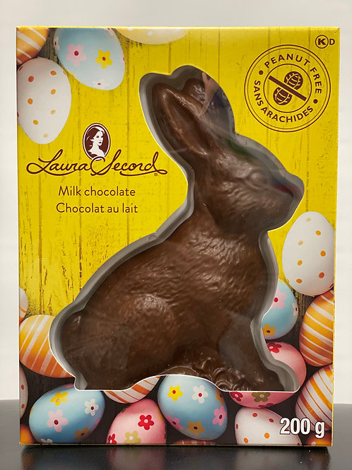 LAURA S LAPIN CHO/LAIT     200G