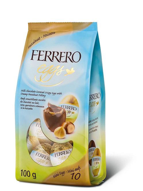 FERRERO OEUFS T10 NOISETTE 100G