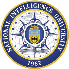 NATIONAL INTELLIGENCE UNIVERSITY