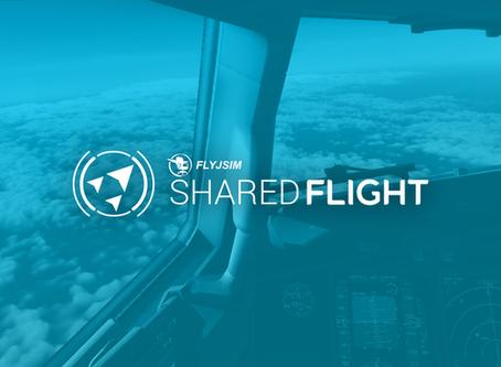 Introducing FlyJSim Shared Flight
