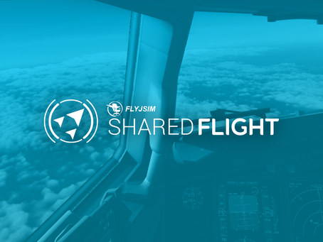 Introducing FlyJSim Shared Flight
