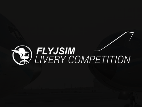FLYJSIM LIVERY COMPETITION