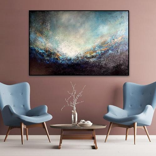 Commission 150cm x 100cm