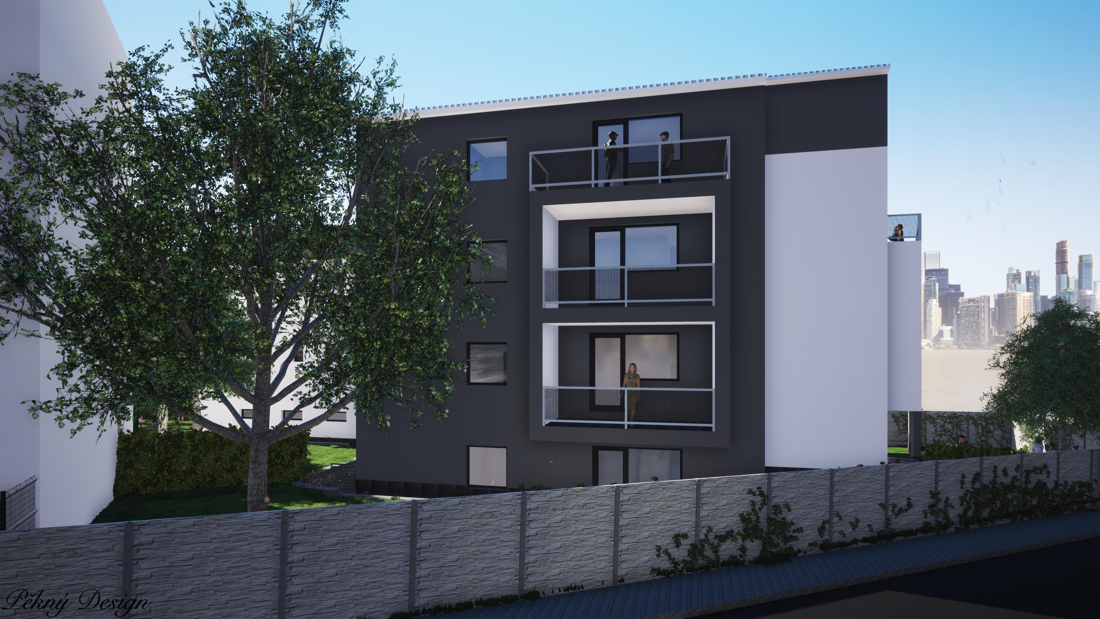 Bytový dům - 4