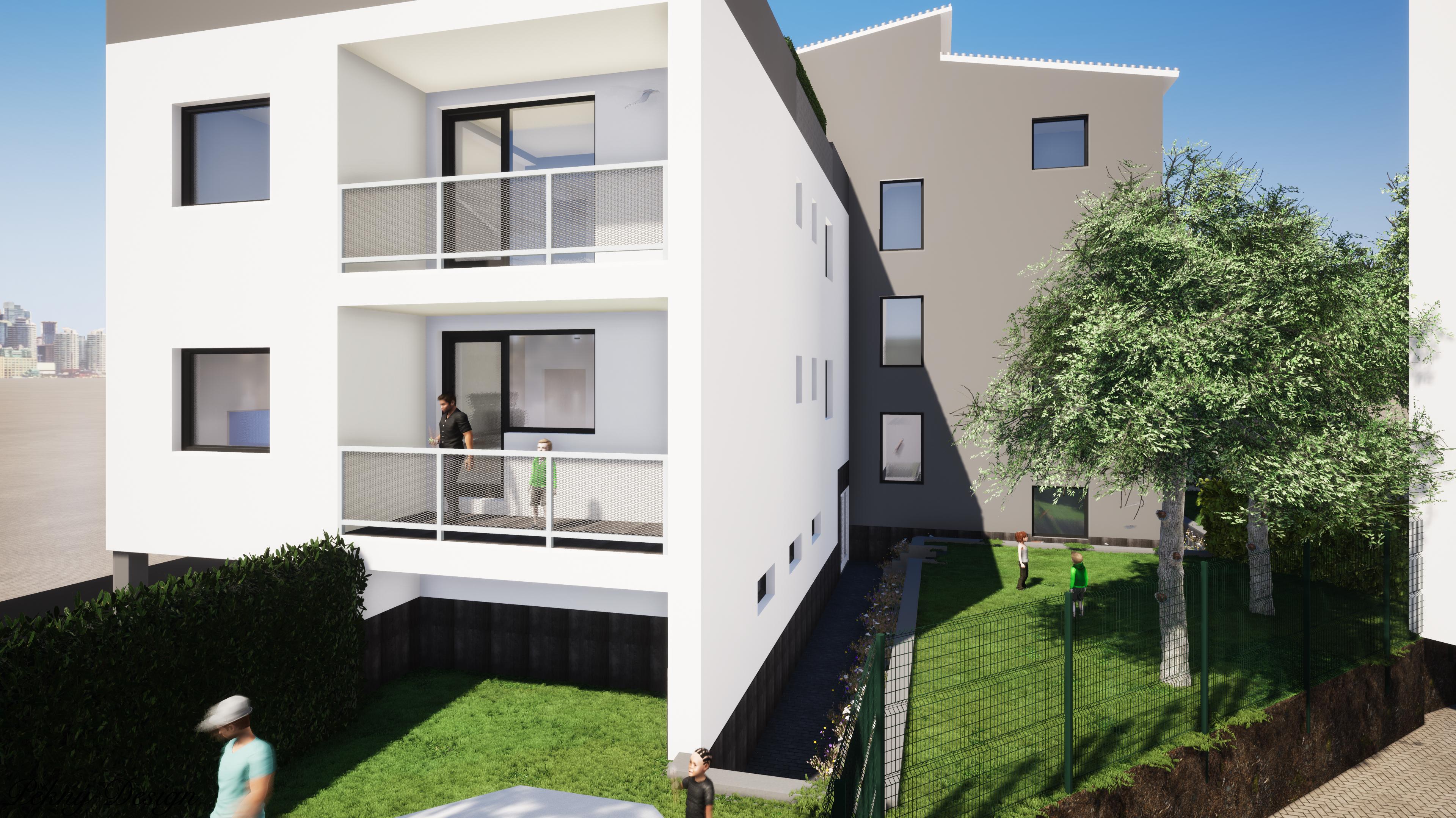 Bytový dům - 5