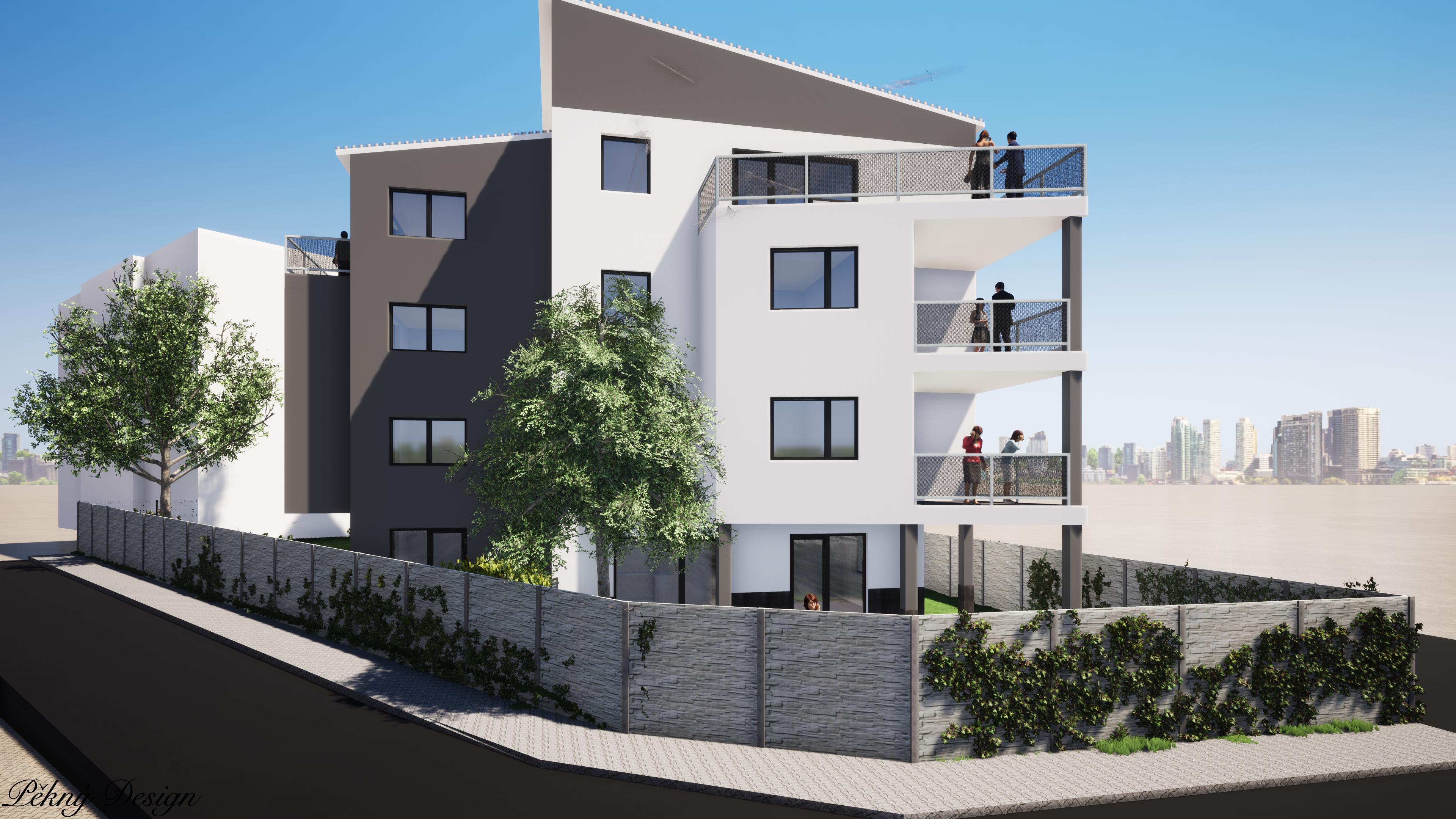 Bytový dům - 3